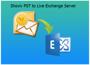 migrate pst to live exchange server