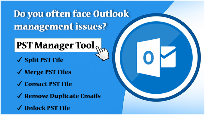 PST manager tool
