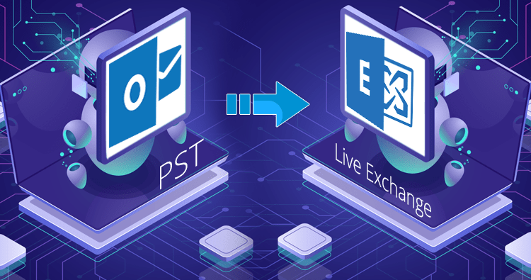 Best Possible Solution to Migrate PST to Live Exchange Server