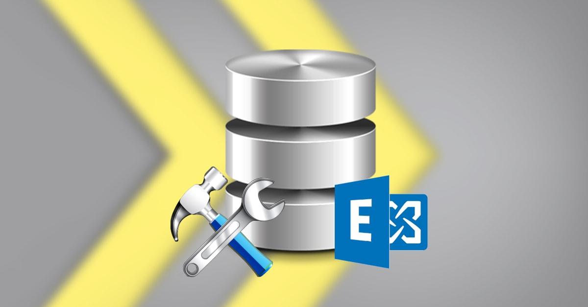 repair exchange database 2013