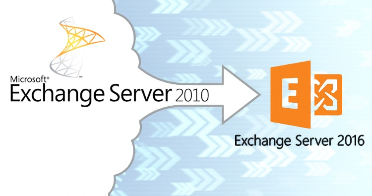 Naively migrate from Microsoft Exchange 2010 to 2016