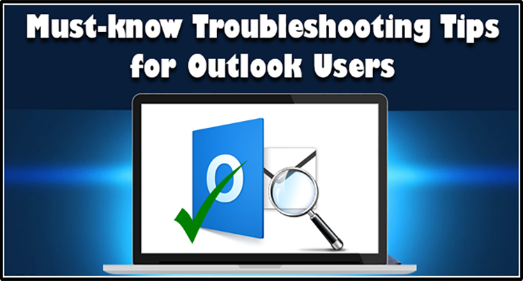 outlook troubleshooting tips
