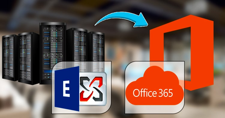 A simplest way to migrate Exchange to Office 365 files