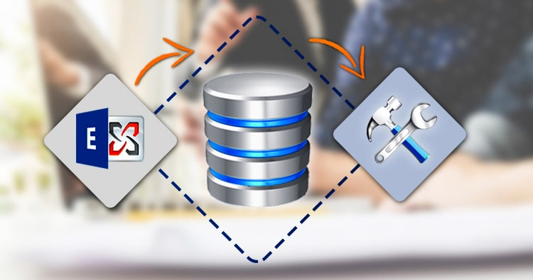 Expert approved method of Exchange database recovery
