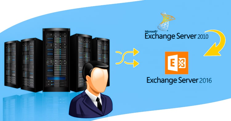 How to migrate Exchange 2010 to 2016 using Exchange Admin Center