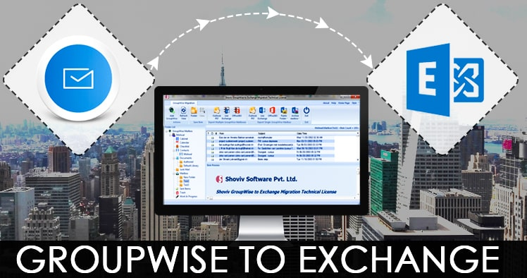 Best GroupWise to Exchange migration tool