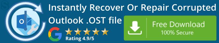 Download OST Repair Tool