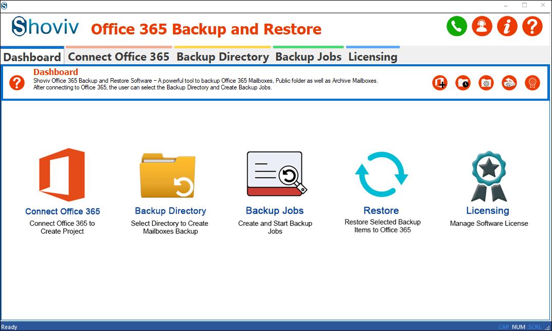 1-Office 365 backup