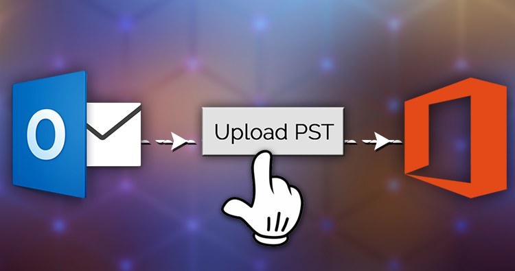 How To Upload Pst To Office 365 Using Outlook Suite Tool