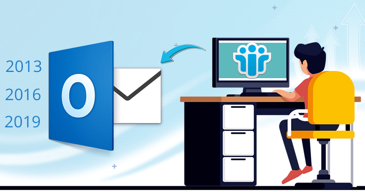 The efficient way to Import Lotus Notes to Outlook 2019-2016-2013