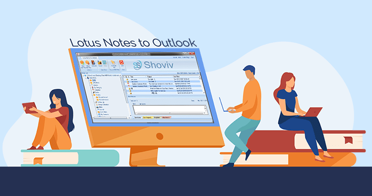 Complete Guide to convert Lotus Notes to Outlook
