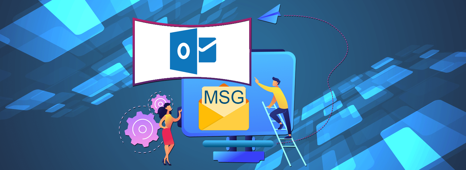 Cover Two Free Methods to Convert MSG to PST File