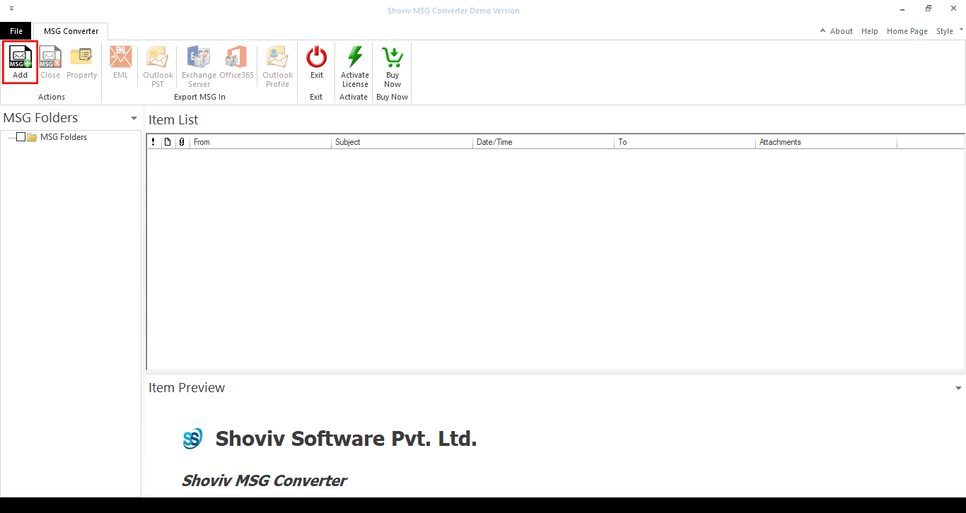 Two Free Methods to Convert MSG to PST File-01