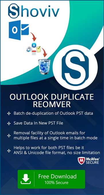 Outlook-Duplicate-Remover