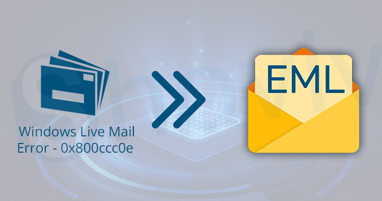 Error id 0x800ccc0e in Windows Live mail   Know-How-to-Fix