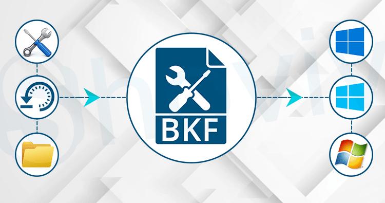 oen BKF file