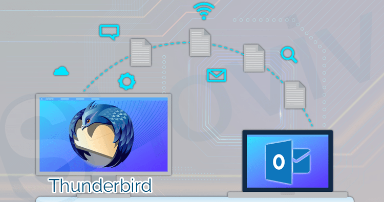How to Move Thunderbird to new computer [Emails & Profile]