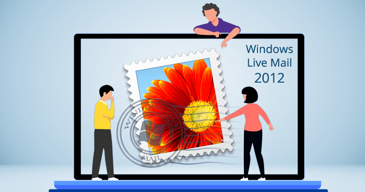 How to backup windows live mail 2012 into Outlook 365?