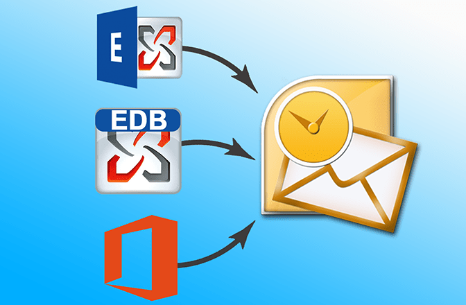 Exchange Recovery Manager to Recover Corrupted Emails from