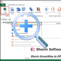 Add GroupWise File