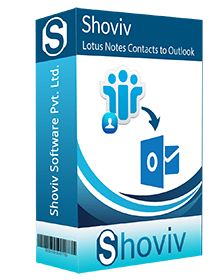 Lotus Notes Contacts to Outlook