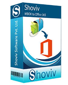 MBOX to Office 365 Product Box